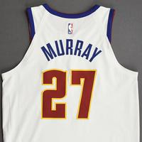 Jamal Murray - Denver Nuggets - Game-Worn Earned Edition Jersey - 2020-21 NBA Season