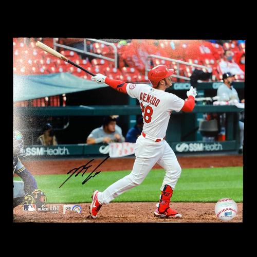 Nolan Arenado Autographed Photo