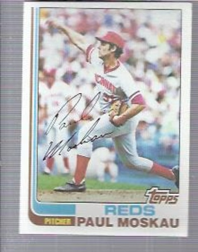 Photo of 1982 Topps #97 Paul Moskau