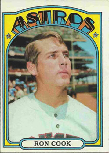 Photo of 1972 Topps #339 Ron Cook