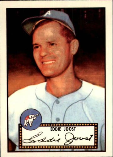 Photo of 1983 Topps 1952 Reprint #45 Eddie Joost