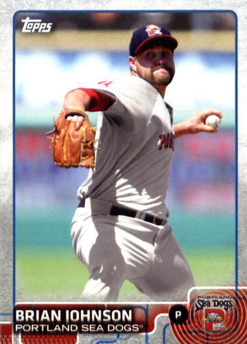 Photo of 2015 Topps Pro Debut #7 Brian Johnson