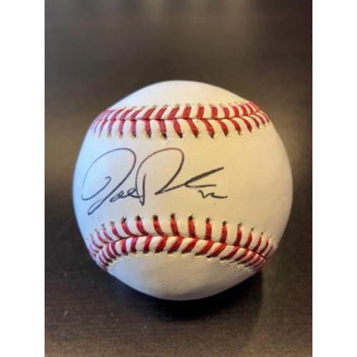 Photo of Giants End of Season Auction: Joe Panik Autographed Baseball