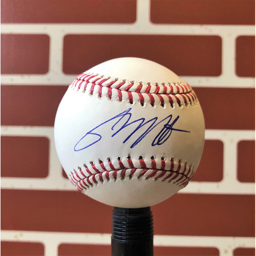 Photo of Scott Heineman Autographed Baseball