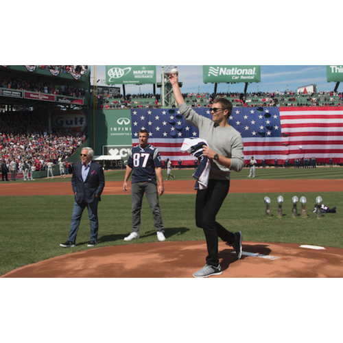 Photo of Throw out the First Pitch at Fenway Park!