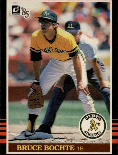 Photo of 1985 Donruss #253 Bruce Bochte