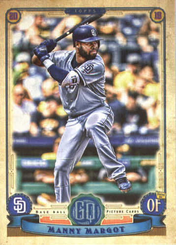 Photo of 2019 Topps Gypsy Queen #116 Manny Margot