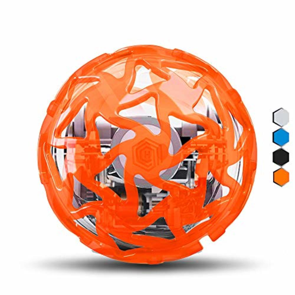 Photo of Hexnub EXO Cover for Sphero 2.0 Robotic Ball Bolt and SPRK Editions Off Road Protection (Orange)