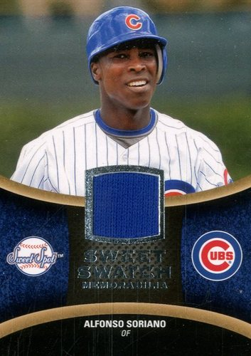 Photo of 2008 Sweet Spot Swatches #SAS Alfonso Soriano