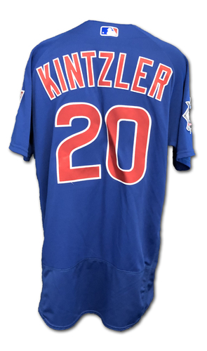 Photo of Brandon Kintzler Team-Issued Jersey -- Size 46 -- Spring Training 2019