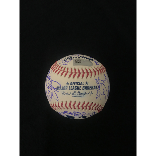 Photo of 2019 Atlanta Braves Team Signed MLB Authenticated Autographed Baseball