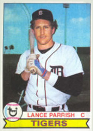 Photo of 1979 Topps #469 Lance Parrish