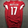 Crucial Catch - Cardinals Hakeem Butler Signed Game Issued Jersey Size 38
