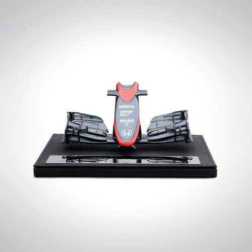 Photo of Fernando Alonso McLaren MP4-30 1:12 Scale Nosecone