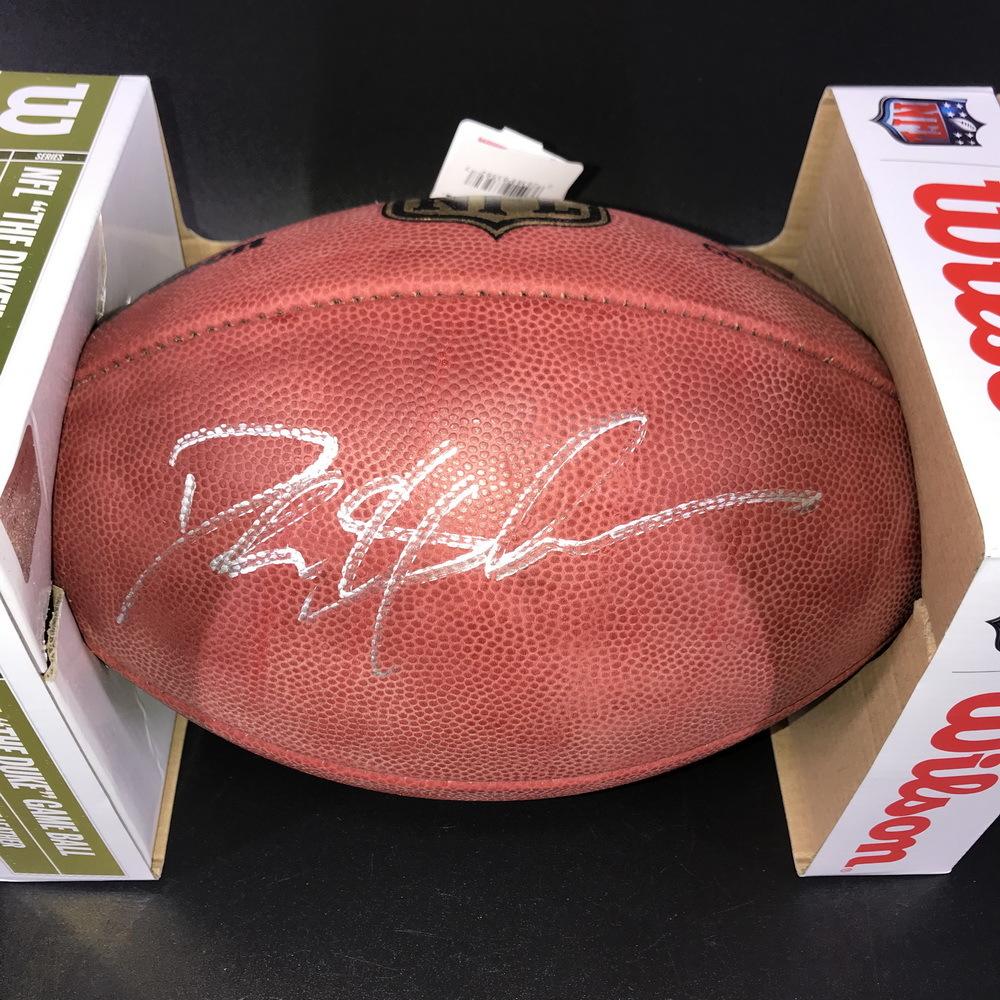 PCC - Cowboys Deion Sanders Signed Authentic Football