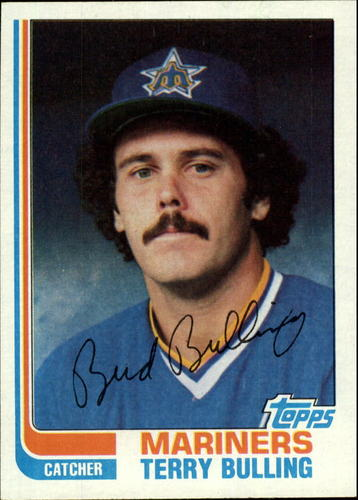 Photo of 1982 Topps #98 Terry Bulling