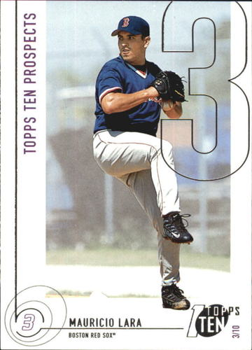 Photo of 2002 Topps Ten #193 Mauricio Lara PROS RC