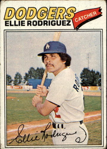 Photo of 1977 Topps #448 Ellie Rodriguez