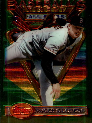 Photo of 1993 Finest #104 Roger Clemens AS