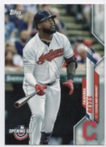 Photo of 2020 Topps Opening Day #46 Franmil Reyes