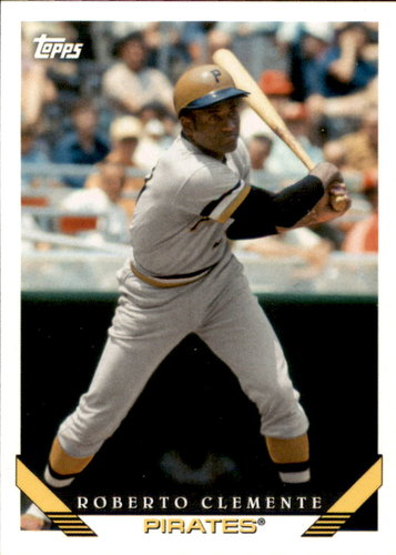 Photo of 2019 Topps Archives #250 Roberto Clemente