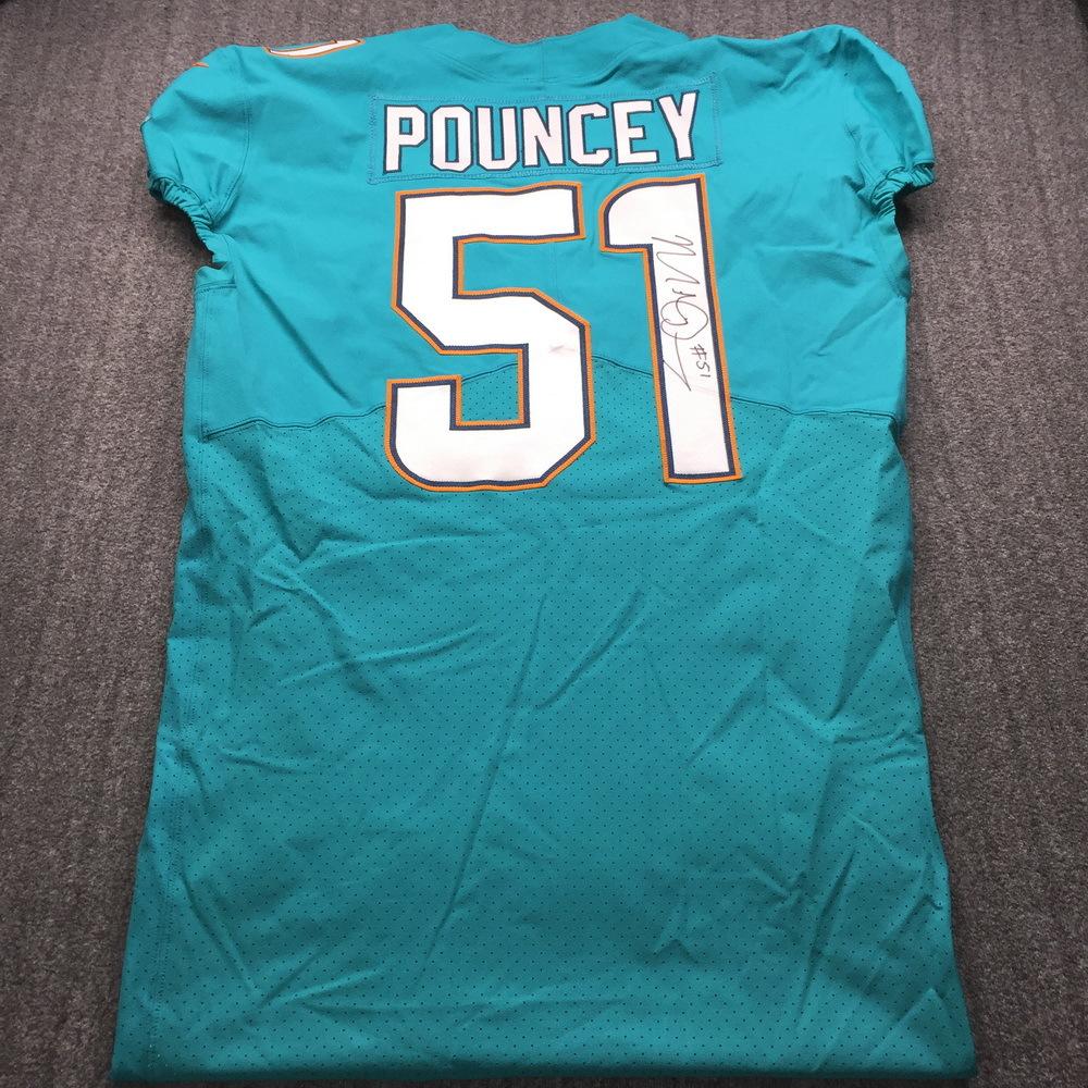 mike pouncey jersey