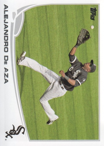 Photo of 2013 Topps #583 Alejandro De Aza