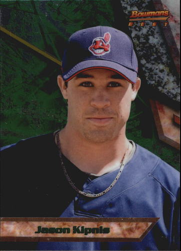 Photo of 2011 Bowman Bowman's Best Prospects #BBP68 Jason Kipnis -- Indians post-season