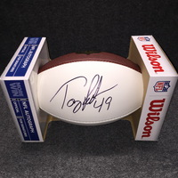 PCF - JETS TONY RICHARDSON SIGNED PANEL BALL