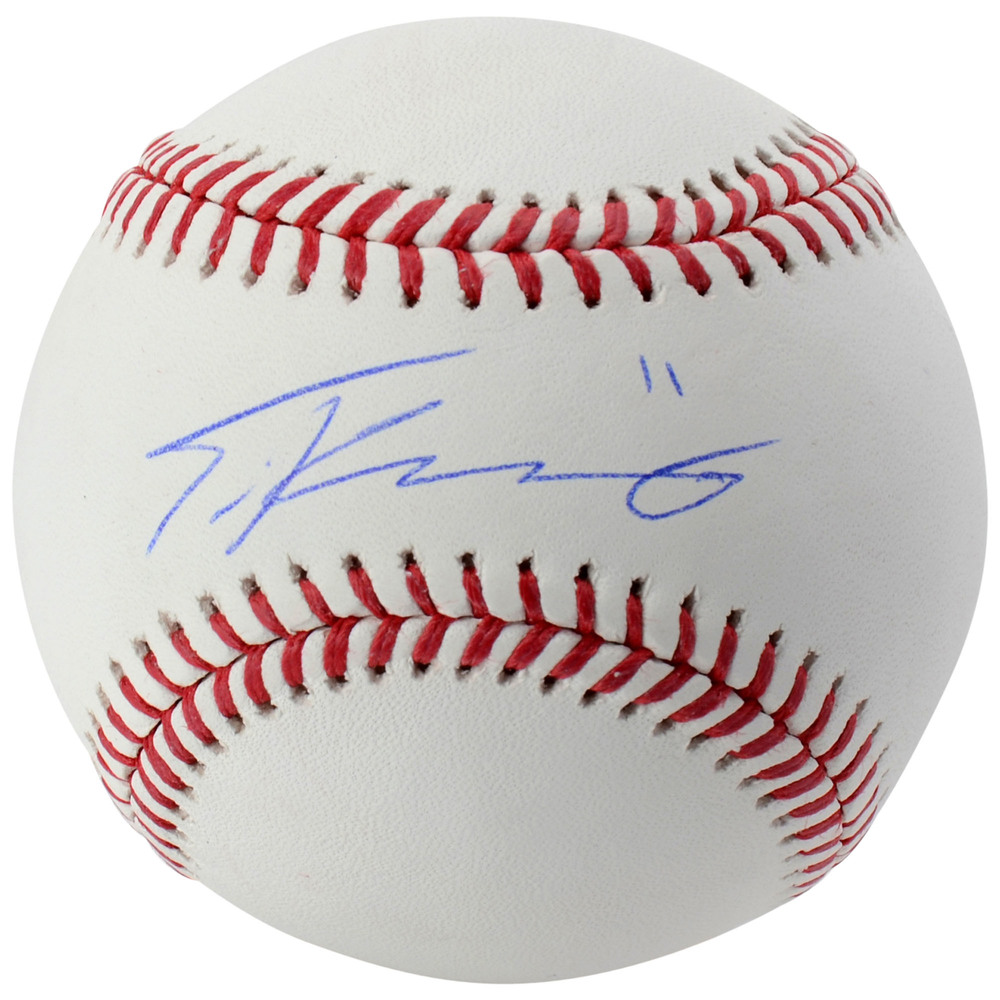 Travis Konecny Philadelphia Flyers Autographed Baseball - NHL Auctions Exclusive