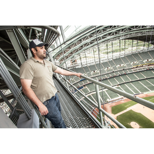 Photo of Miller Park Roof Tour
