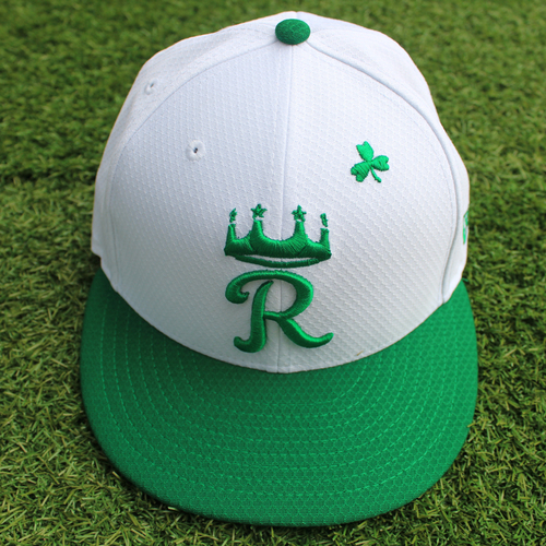 Team-Issued St. Patrick's Day Cap: Wily Peralta (Size 7 3/8)