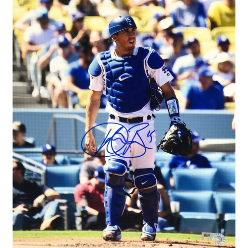 Photo of Austin Barnes Authentic Autographed Photograph