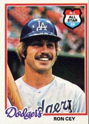 Photo of 1978 Topps #630 Ron Cey