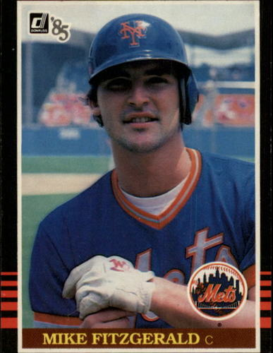 Photo of 1985 Donruss #238 Mike Fitzgerald