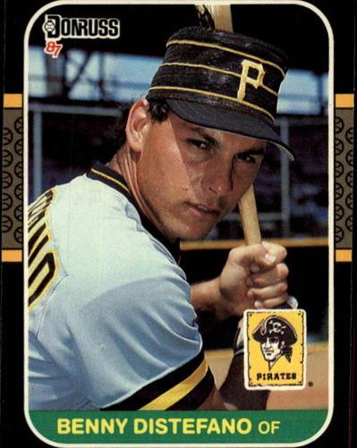Photo of 1987 Donruss #514 Benny Distefano