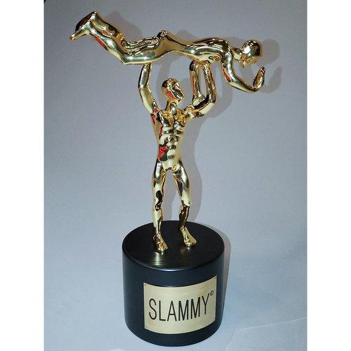 Edge SIGNED Replica Slammy Award
