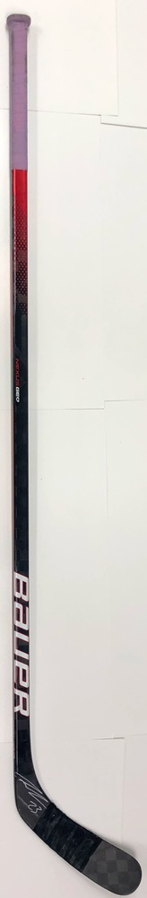 #23 Sean Monahan Game Used Stick - Autographed - Calgary Flames