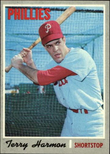 Photo of 1970 Topps #486 Terry Harmon