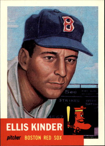 Photo of 1991 Topps Archives 1953 #44 Ellis Kinder
