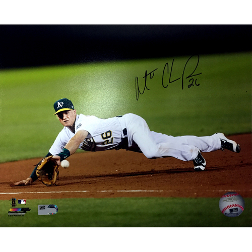 Photo of Matt Chapman Autographed Photo