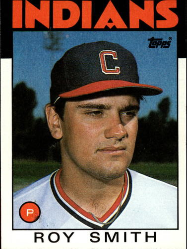 Photo of 1986 Topps #9 Roy Smith