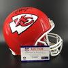 NFL - Chiefs Mecole Hardman Signed Proline Helmet