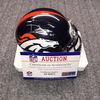 Broncos - Ronald Leary Signed Mini Helmet