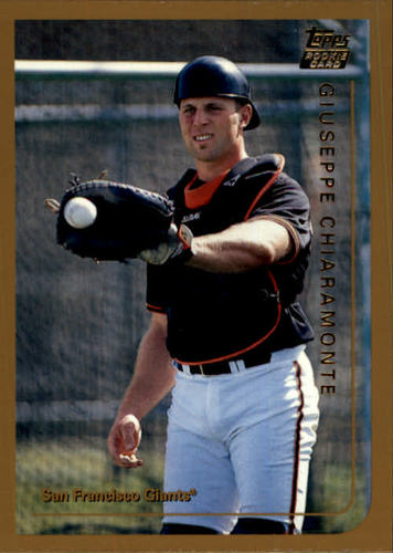 Photo of 1999 Topps Traded #T29 Giuseppe Chiaramonte RC