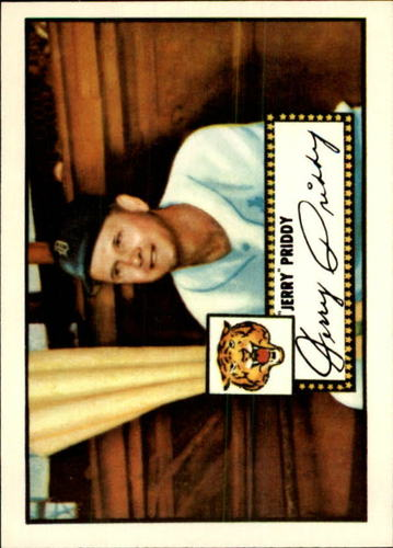 Photo of 1983 Topps 1952 Reprint #28 Jerry Priddy