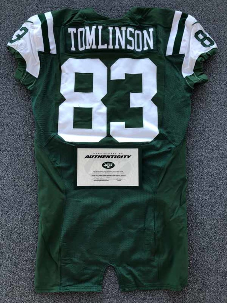 Eric Tomlinson NFL Jersey