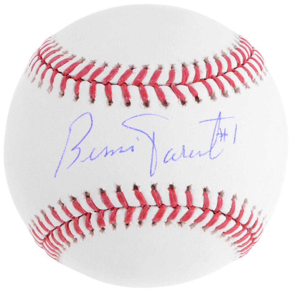 Bernie Parent Philadelphia Flyers Autographed Baseball - NHL Auctions Exclusive