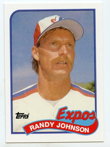 Photo of 2016 Topps Berger's Best Series 2 #BB21989 Randy Johnson