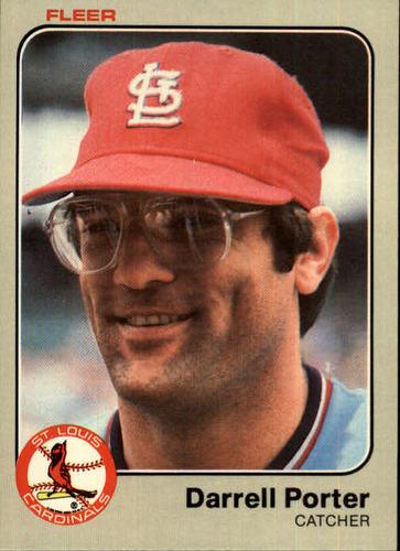 Photo of 1983 Fleer #18 Darrell Porter